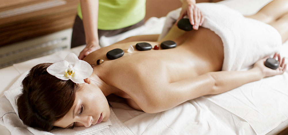 Navarre Hot Stone Massage